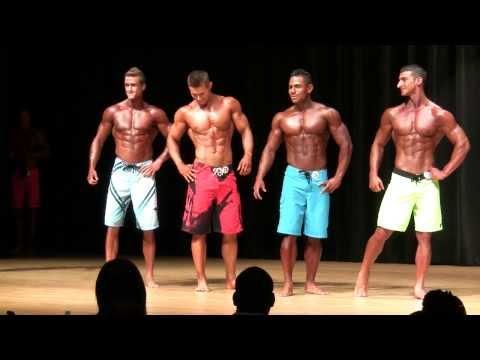 2013 NPC All South Bodybuilding Championship Finals Men's Physique Class B