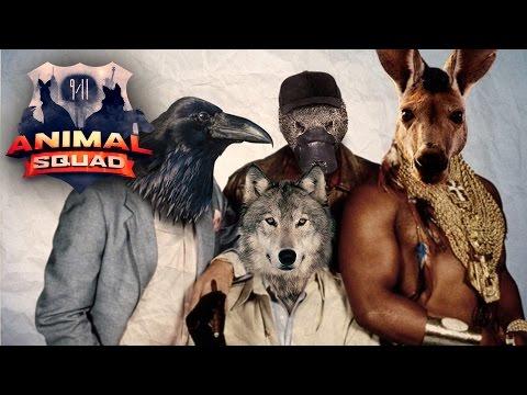 Pen & Paper: 9/11- Animal Squad V | Der brüllende Hund