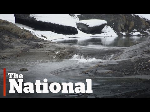 Glacier melt in B.C. at 'shocking' levels