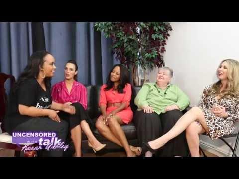 Uncensored Talk  episode 2: Women of 'Power Rangers'