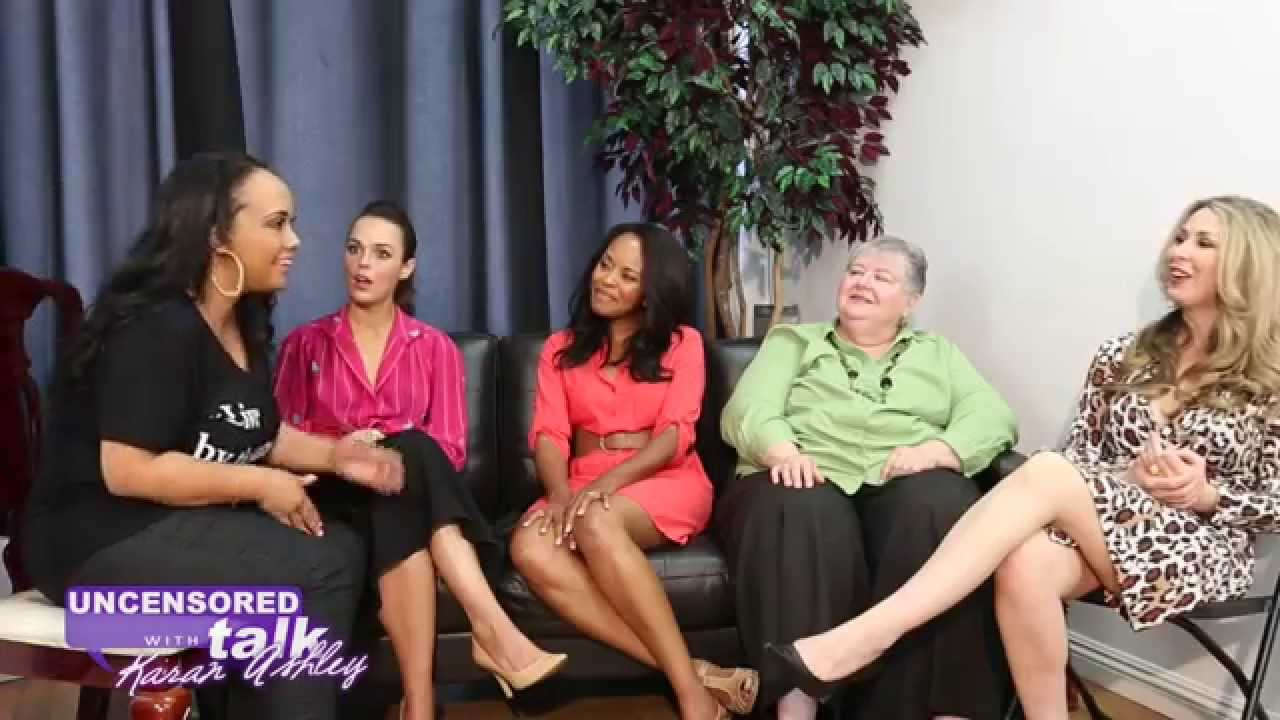 Uncensored Talk  Episode 2 Women Of 'power Rangers