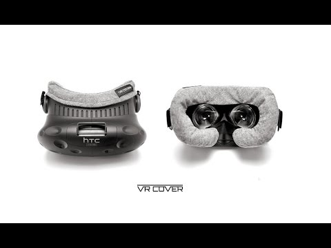 VR Cover Review - Soft or Waterproof Vive, Rift & Gear VR Covers
