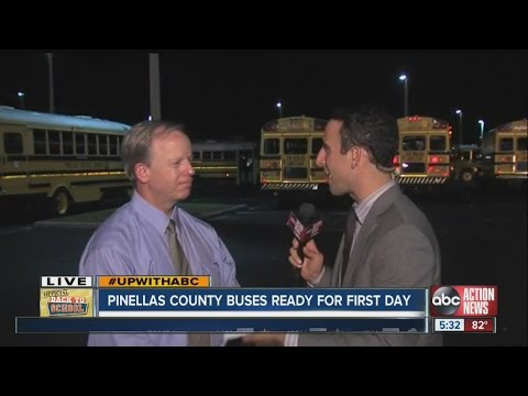 Pinellas County Superintendent Dr. Grego defends education at low-rated schools