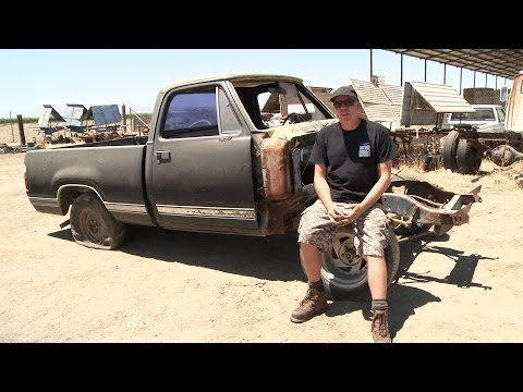 Thumbnail: Dulcich's Dodge Truck Fetish! - Roadkill Extra Free Episode