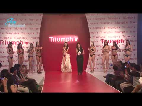 Triumph Fashion Show 2015