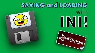 Save and Load with  N    Clickteam Fusion 2.5