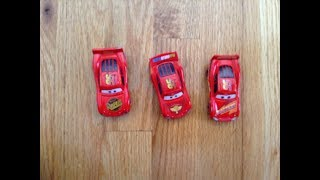 Cars 1,2 and 3 in a nutshell (70 subscriber special)