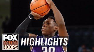 Northwestern vs DePaul | Highlights | FOX COLLEGE HOOPS