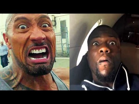 Thumbnail: The Rock & Kevin Hart Impersonate each other!