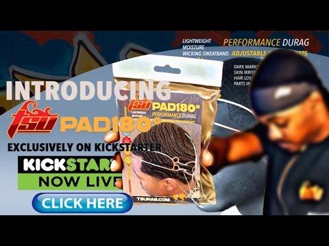 360Wave Tsurag Pad180: KickStarter Campaign HD