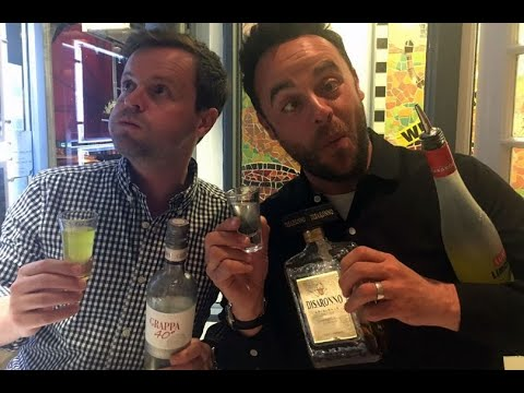 Inside Ant and Dec VERY boozy friendship how alcohol poisoning at 16 cemented their bond for life -