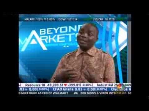 Thebe Ikalafeng on Brand Africa - CNBC Africa Beyond Market