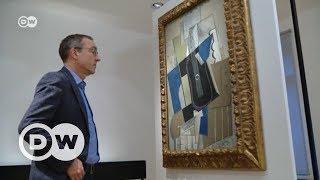 Naziler tarafından çalınan sanat eserleri - DW Türkçe