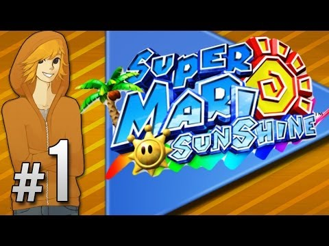 Super Mario Sunshine: Professional | PART 1 | ScykohPlays
