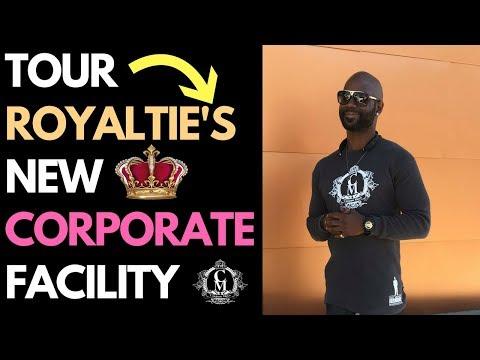 Take a Tour Through Royalties Corporate Facility - Royaltie gem - Royaltie elite