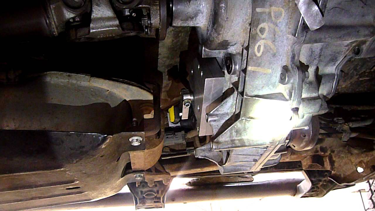 1354e Transfer Case Operation With Manual Shifter Youtube