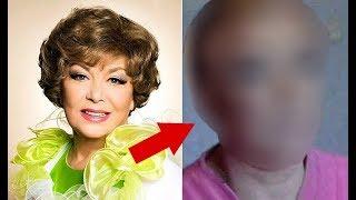 Без парика и косметики: как на самом деле выглядит Эдита Пьеха