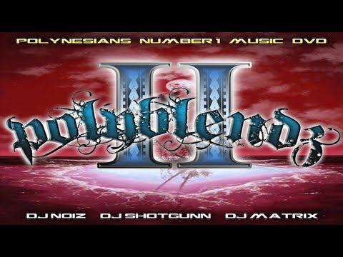 DJ NOIZ DJ MATRIX DJ SHOTGUNN - POLYBLENDZ II 16Min Trailer HD 1080p