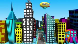 Cartoon City Pack - MUSICTOONS - available on the Unity Asset Store