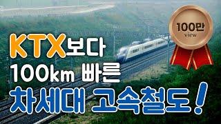 KTX보다 시속 100km 빠른 국산 고속철도 해무430X / YTN 사이언스