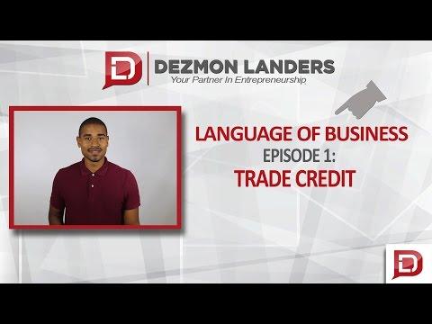 Language of Business -  Episode #1 Trade Credit