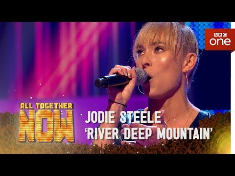 Jodie Steele performs 'River Deep Mountain High' by Ike & Tina Turner - All Together Now: The Final