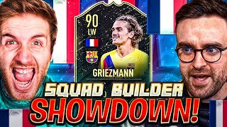 FIFA 20 Squad Builder Showdown! In Form Griezmann