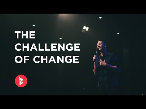 The Challenge of Change | Back to the Future Week 1 | Tim Healy