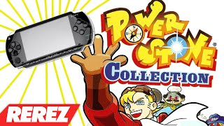 Power Stone Collection (PSP) - Rerez