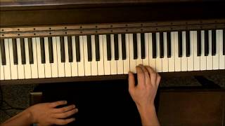 "Wrestling Piano Theme Tutorials - ""Voices"" (Randy Orton WWE Theme)"