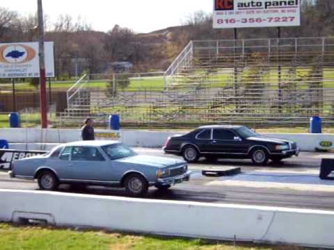My Ls1 Caprice Vs Twin Turbo 5sp Lincoln Mark Vii Youtube