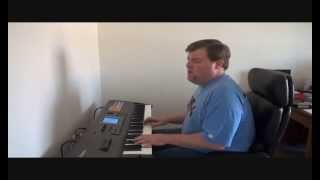 "Kiss On My List (Hall & Oates) - Cover by ""Piano Man"" Steve Lungrin"