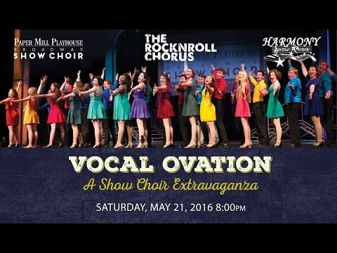 Vocal Ovation at Ocean County College, May 21