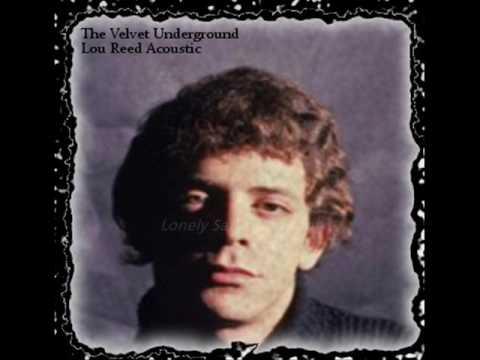 Lou Reed - Guitarist, Songwriter, Singer -
