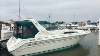[UNAVAILABLE] Used 1992 Sea Ray 300 Sundancer in Toledo, Ohio