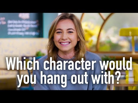 Get To Know Your Neighbours - Which Neighbours character would you hang out with?