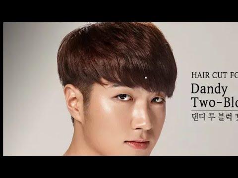 Kiểu tóc nam đẹp nhất phù hợp với khuôn mặt trái tim mặt tròn