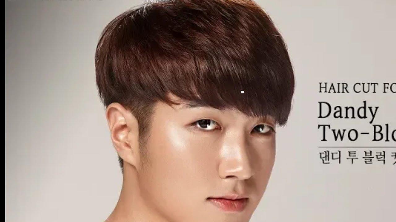 Kiểu tóc nam đẹp nhất phù hợp với khuôn mặt trái tim mặt tròn | Những kiểu tóc nam dẫn đầu xu hướng