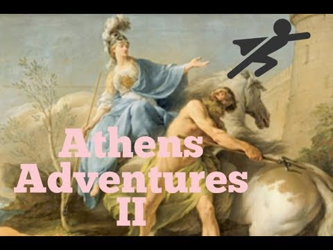 Athens Adventure part II