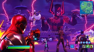 *NEW* FORTNITE GALACTUS EVENT NOW! SEASON 5 EVENT! (Fortnite Battle Royale)