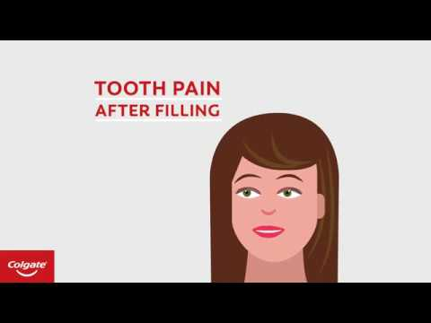 What is Causing Tooth Pain After my Filling? | Colgate®