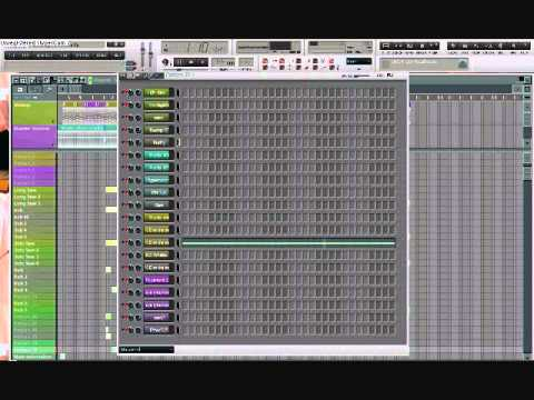 Blowing Me Kisses Soulja Boy Fruity Loops Remake w/FLP