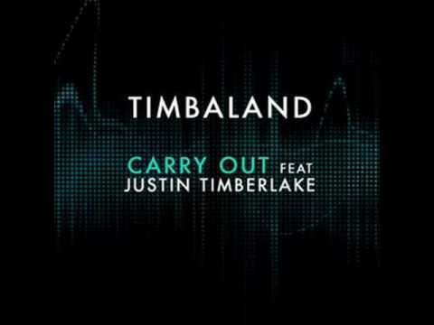 Timbaland feat Justin Timberlake  Carry Out Chew Fu Edit