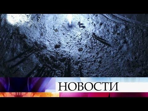 В Подмосковье на месте крушения Ан-148 продолжается поисковая операция.