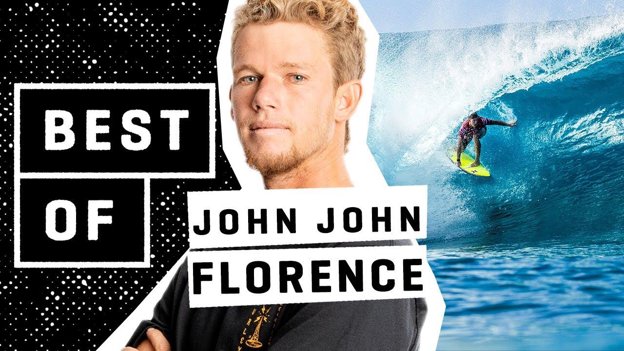 O Melhor de John John Florence ... NUNCA! - Destaques da WSL