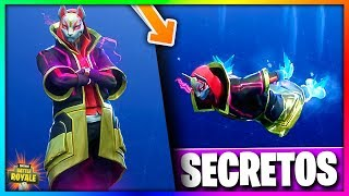 7 SECRETS / THINGS YOU DIDN'T KNOW ABOUT DERIVA in Fortnite: Battle Royale [BySixx]