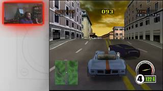 Test Drive (6, Le Mans, and V-Rally) Comparison