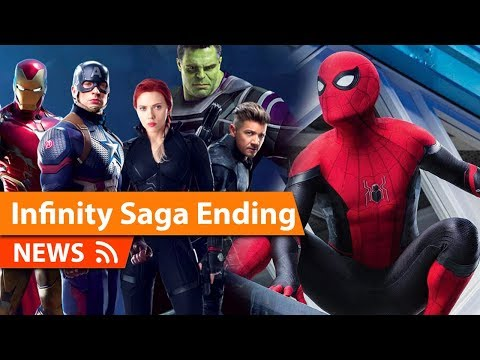 Why Spider-Man Ended the Infinity saga Explained from YouTube · Duration:  2 minutes 38 seconds