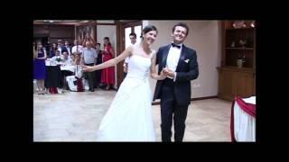 Paula & Ionut Nunta, dansul de deschidere