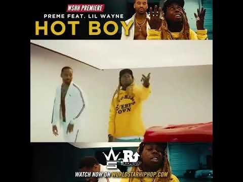 Hot boy PREME feat LIL WAYNE
